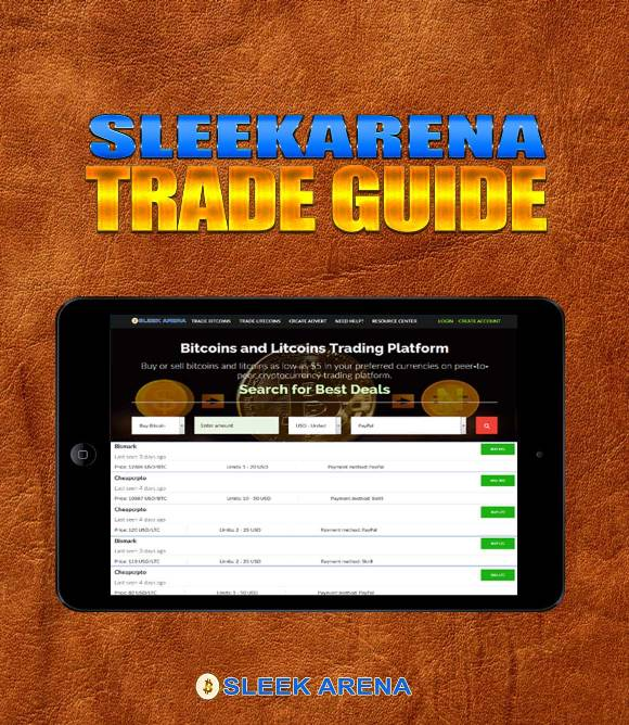 sleekarena Trade Guide
